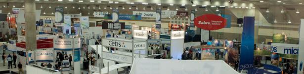 HITEC 2012 Show Floor