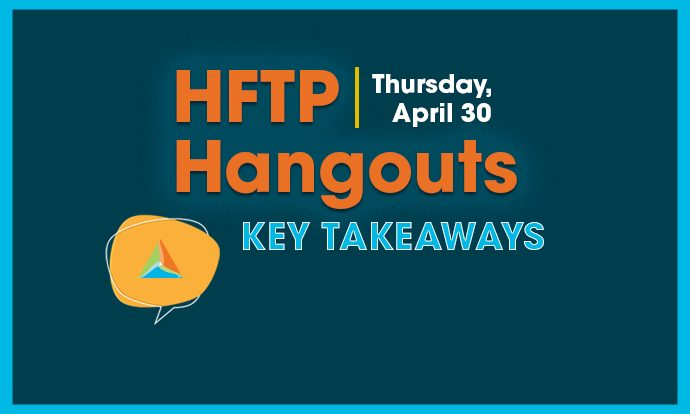 HFTP Hangout -- Home-based Security
